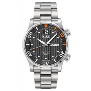 [ミドー]Mido 腕時計 M0059301106000 Watch Black Dial Automatic Movement Multifort メンズ