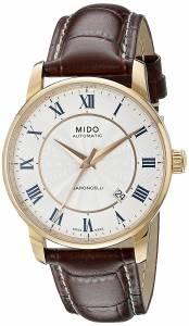 [ミドー]Mido  Baroncelli Analog Display Swiss Automatic Brown Watch MIDO-M86002218 メンズ