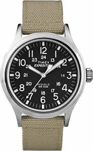[タイメックス]Timex 腕時計 Expedition Scout Tan Watch T49962 メンズ [並行輸入品]