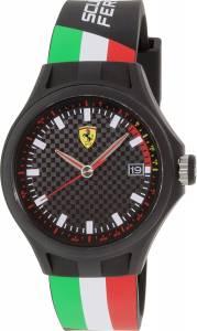 [フェラーリ]Ferrari 腕時計 Scuderia Watch Black 0830131 メンズ [並行輸入品]