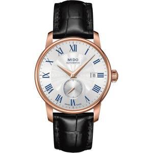 [ミドー]Mido 腕時計 Automatic Watch M86083214 with Leather Strap Baroncelli メンズ