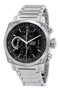[オリス]Oris  BC4 Chronograph Automatic 42mm Black Dial 01 674 7616 01 674 7616 4154-07 8 22 58