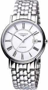 [ロンジン]Longines 腕時計 Lyre Stainless Steel Automatic Watch L48604116 ユニセックス