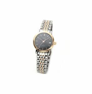 [ロンジン]Longines 腕時計 Elegant Grey Dial Automatic Two Tone Watch L4.309.5.72.7