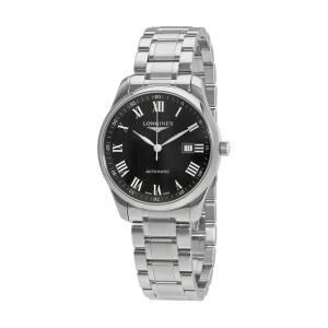 [ロンジン]Longines  Master Collection Stainless Steel Automatic Watch L28934516 メンズ