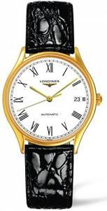 [ロンジン]Longines 腕時計 Lyre Leather Automatic Watch L48602112 ユニセックス