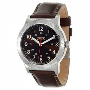 [コーチ]Coach 腕時計 Rivington Quartz Watch 14601513 W5001 メンズ [並行輸入品]