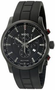 [ミドー]Mido  M005.417.37.051.20 Swiss Multifort Chrono Quartz watch M0054173705120 メンズ