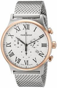 [クロードベルナール]claude bernard Classic Dress Chronograph Analog Display 10217 357RM AR