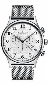 [クロードベルナール]claude bernard Classic Dress Chronograph Analog Display 10217 3M AB