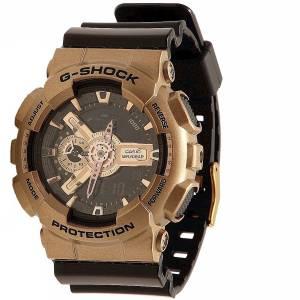 [カシオ]Casio  GShock Black Dial Black Resin Multi Quartz Watch GA110GD9B2 GA110GD-9B2 メンズ