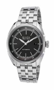 [ブローバ]Bulova 腕時計 Stainless Steel Automatic Watch, Color:SilverToned 63B193 メンズ