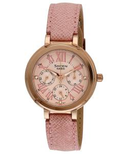 [カシオ]Casio 腕時計 SHE3034GL4AUDR Wristwatch SHE-3034GL-4AUDR (SX122) [逆輸入]