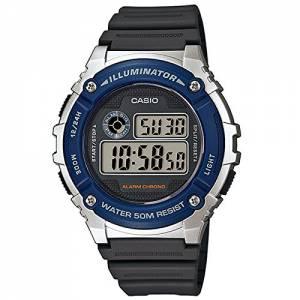 [カシオ]Casio 腕時計 Wristwatch W-216H-2AVDF [逆輸入]