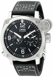 [オリス]Oris  BC4 Flight Timer Analog Display Automatic Self Wind Black Watch 690 7615 4164 LS
