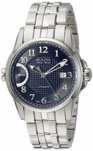 [ブローバ]Bulova  Bulova 'Calibrator' Swiss Automatic Stainless Steel Casual Watch 63B175