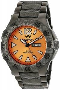 [リアクター]REACTOR  'Gamma' Quartz and StainlessSteelPlated Watch, Color:Grey 53608 メンズ