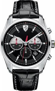 [フェラーリ]Ferrari 腕時計 Scuderia GBTC Watch 0830200 GTB-C Chrono メンズ