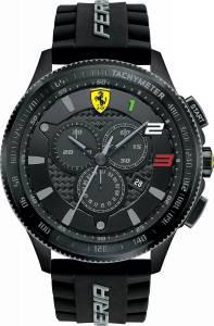 [フェラーリ]Ferrari 腕時計 Scuderia XX Watch 0830243 SCUDERIA XX Chrono メンズ