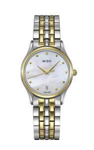 [ミドー]Mido Romantique Watch Mother Of Pearl Dial Stainless Steel Case Quartz M0042102211600