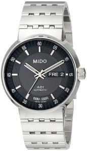 [ミドー]Mido  All Dial Analog Display Swiss Automatic Silver Watch MIDO-M833041813 メンズ