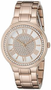 ゲスGUESS腕時計 GUESS Women's U0637L3 Classsic Rose Gold-Tone Watch
