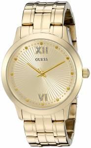 ゲスGUESS腕時計 GUESS Women's U0634L2 Vintage Inspired Gold-Tone Watch