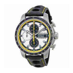 [ショパール]Chopard  Grand Prix de Monaco Silver Dial Chronograph Automatic Watch 168570-3001
