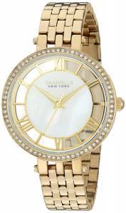 [ブローバ]Bulova 腕時計 CARAVELLE NEW YORK Ladies' Crystal Watch 44L170 [並行輸入品]
