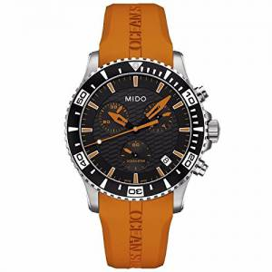 [ミドー]Mido  Ocean Star Captain Chronograph Watch M011.417.17.051.90 M0114171705190 メンズ