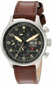 [インガソール]Ingersoll Bison No. 71 Analog Display Automatic Self Wind Brown Watch IN1513SBK