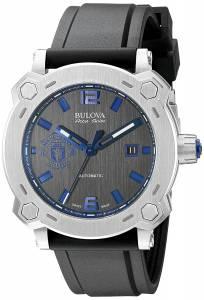 [ブローバ]Bulova  Percheron Analog Display Swiss Automatic Black Watch 63B189 メンズ