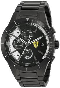 Ferrari メッシュ・ミー・アップ シーブルー アナログ ビジネス 0830267