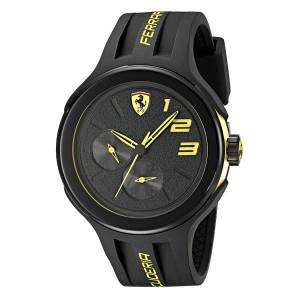 [フェラーリ]Ferrari 腕時計 Scuderia Analog Dress Quartz Watch 0830224 メンズ