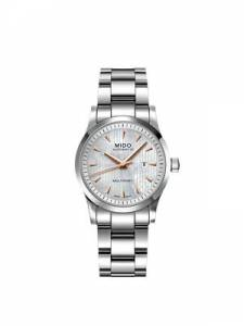 [ミドー]Mido Multifort Mother of Pearl Dial Stainless Steel Watch M005.007.11.101.00