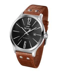 [ティーダブルスティール]TW Steel  Analog Display Quartz Brown Watch TWA1310 メンズ