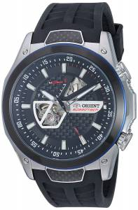 [オリエント]Orient SpeedTech Automatic Analog Display Japanese Automatic Black Watch SDA05002B0
