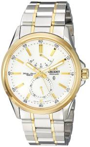 [オリエント]Orient  Conductor Analog Display Japanese Automatic Two Tone Watch FFM01001W0