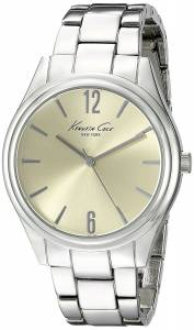 [ケネスコール]Kenneth Cole  New York Stainless Steel Bracelet Watch 10021763 レディース