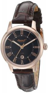 [インガソール]Ingersoll  Grafton II Analog Display Japanese Quartz Brown Watch INQ 044 BKRS