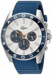 [ラコステ]Lacoste  Westport Analog Display Japanese Quartz Blue Watch 2010854 メンズ