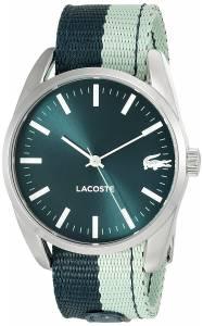 [ラコステ]Lacoste  Malaga Analog Display Japanese Quartz Green Watch 2000924 レディース