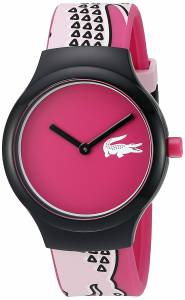 [ラコステ]Lacoste  Goa Analog Display Japanese Quartz Pink Watch 2020115 ユニセックス