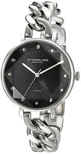 [ステューリングオリジナル]Stuhrling Original Vogue Genuine Diamond Chain Link 596.02