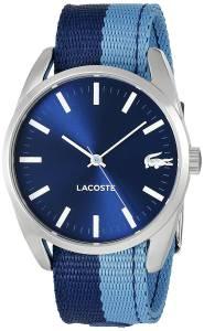[ラコステ]Lacoste  Malaga Analog Display Japanese Quartz Blue Watch 2000925 レディース