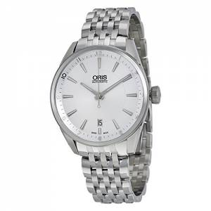 [オリス]Oris Artix Automatic Silver Dial Stainless Steel Watch 73377134031MB Oris-73377134031MB