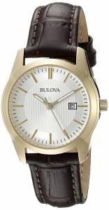 [ブローバ]Bulova 腕時計 Analog Display Quartz Brown Watch 97M114 レディース