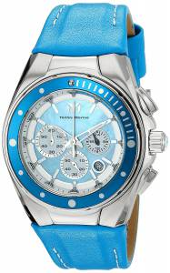 [テクノマリーン]TechnoMarine  Manta Ray Analog Display Quartz Blue Watch TM-215034