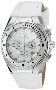 [テクノマリーン]TechnoMarine  Manta Ray Analog Display Quartz White Watch TM-215033