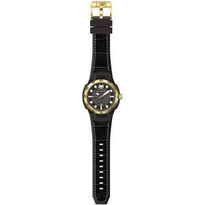 [テクノマリーン]TechnoMarine  Sun Reef Analog Display Swiss Quartz Black Watch TM-515007